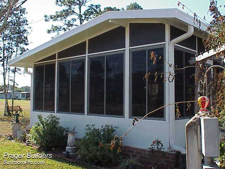 Florida Room Windows : Vinyl windows for sunrooms
