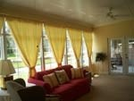 Sunroom Winter Springs Glass Windows Interior