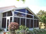 Sunroom Winter Park Florida Acrylic Windows