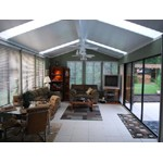 Sunroom DeBary Florida Glass Windows