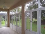 Porch Lanai Fill in Sunroom Sorrento Florida