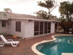 Deltona Florida Sunroom Acrylic Windows