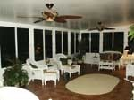 Orlando Florida Sunroom Acrylic Windows
