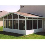 Sunroom Ocoee Florida Glass Windows