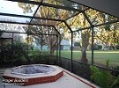 Screen Cage Enclosure Lake Mary Florida