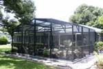Screen Cage Enclosure Deltona
