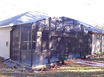 Screen Cage Enclosure Lake Mary