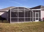 Screen Cage Enclosure Orlando