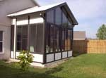 Sunroom Sanford Florida Glass Windows