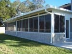 Sunroom Apopka Florida Glass Windows